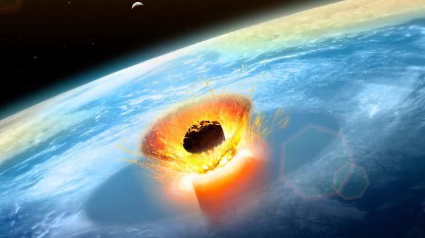 ESA: l'impatto di un asteroide sulla Terra è certo
