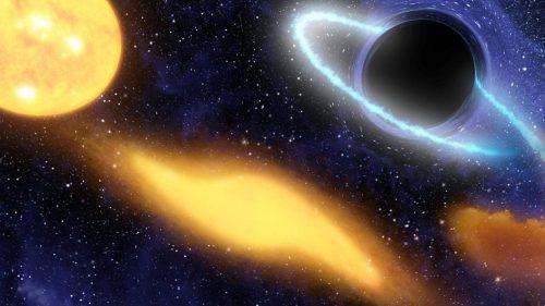 Pianeta X: potrebbe essere un piccolo buco nel Sistema Solare