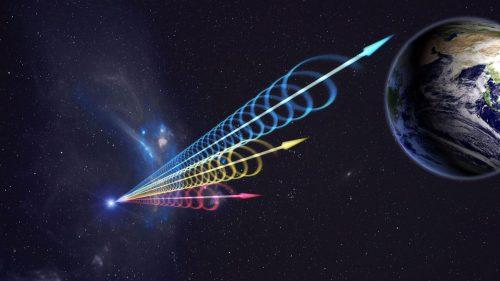 Lampi Radio Veloci: oltre 100 segnali dallo spazio da agosto
