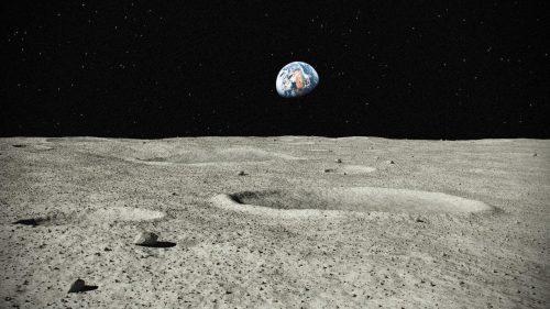 Tonnellate di platino e palladio nella superficie lunare. La ricerca