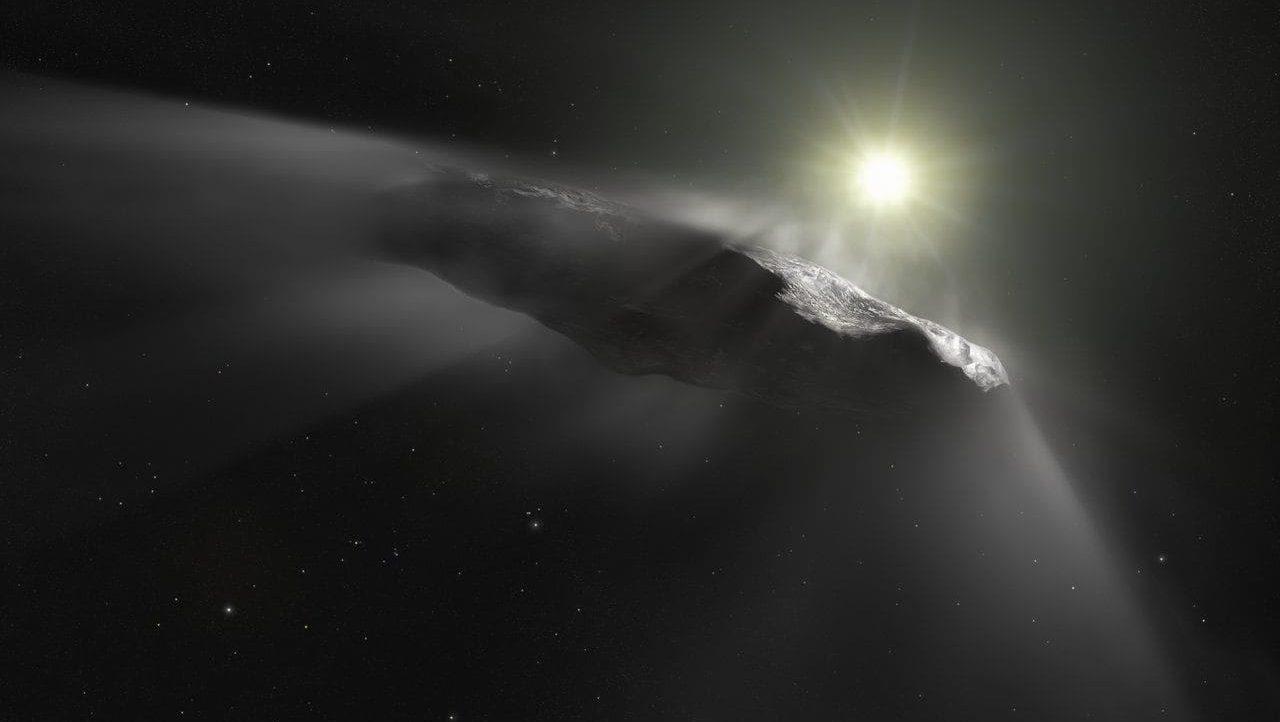 Spazio: nuovo oggetto interstellare nel Sistema Solare