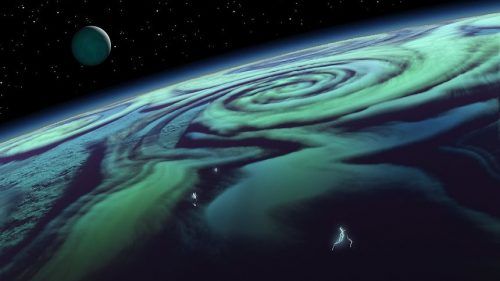 Spazio: che effetto avrebbe un uragano di Nettuno sulla Terra?