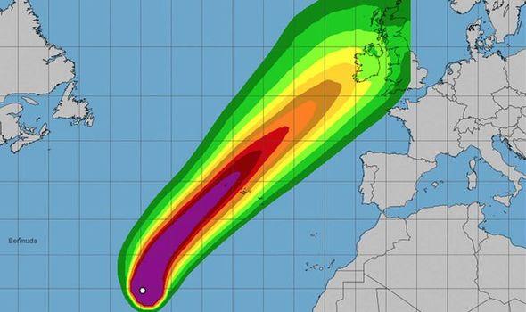 Lorenzo: sarà l'uragano più potente a colpire l'Europa