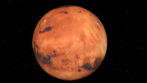 Marte: depositi di ghiaccio d'acqua a pochi centimetri dalla superficie