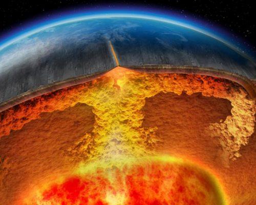 Terra: enormi 'anomalie' nel mantello risalenti a miliardi di anni fa