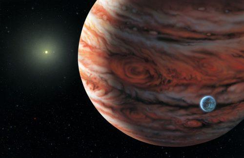 Spazio: scoperti 5 pianeti composti da 'materia esotica'