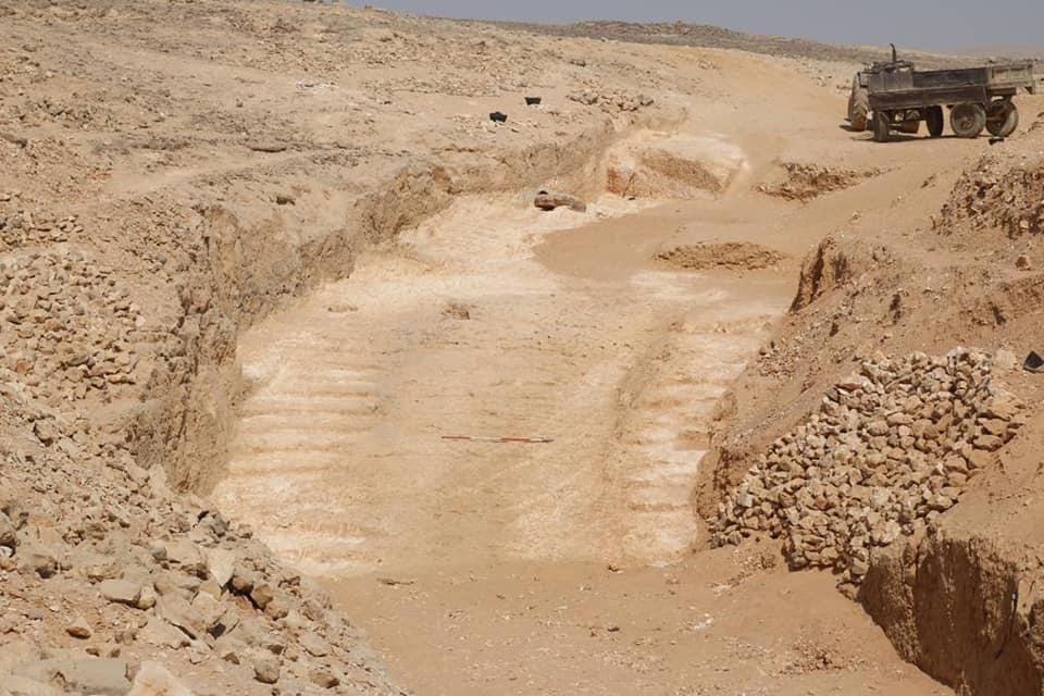 Egitto: scoperta rampa per la costruzione delle piramidi