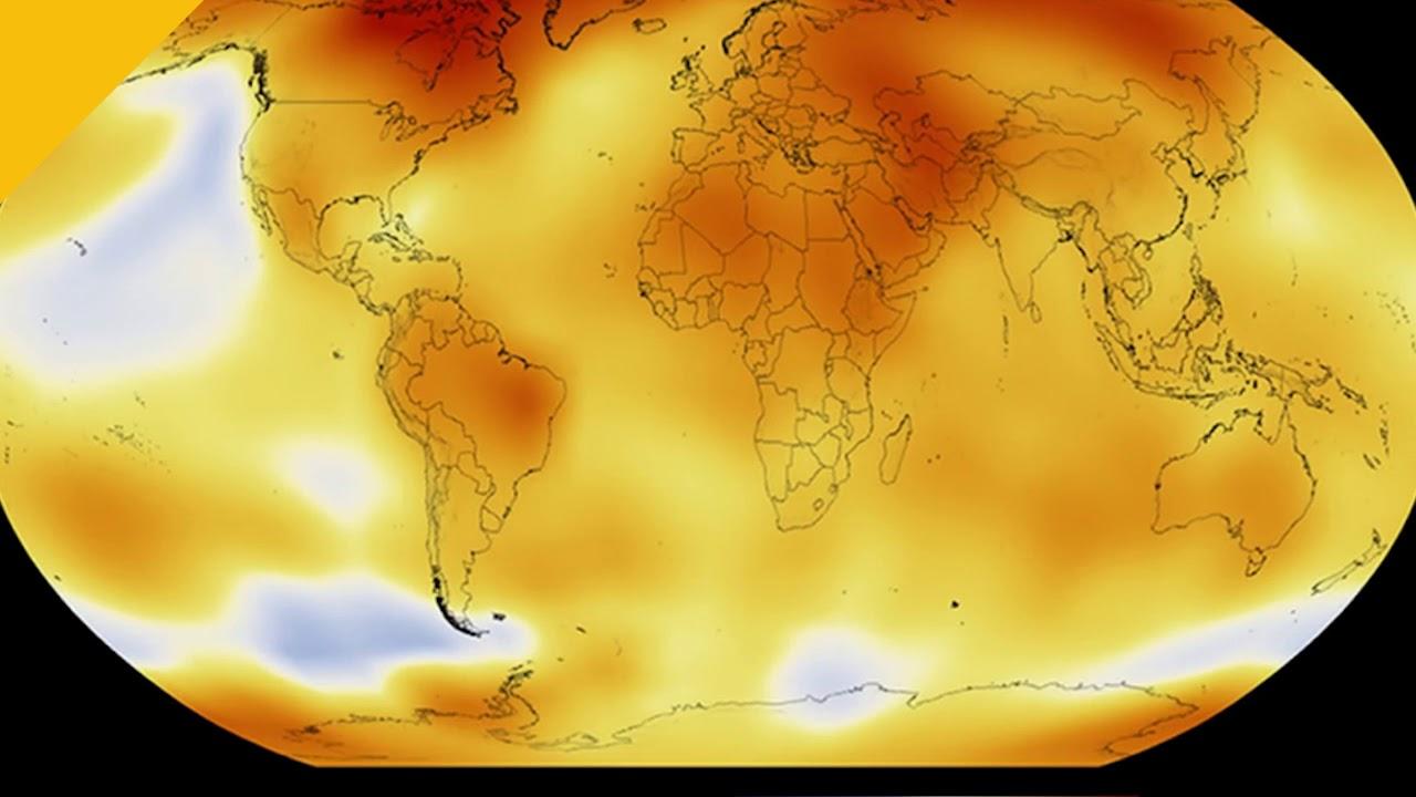 Riscaldamento globale: l'aumento delle temperature è oltre ogni previsione