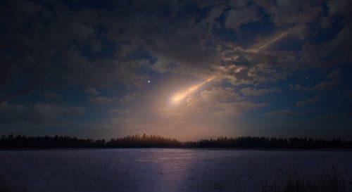 Epsilon Perseidi: in arrivo una 'pioggia di meteore'
