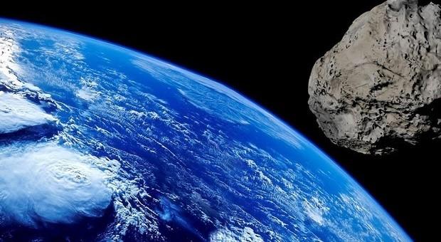 Spazio: un asteroide sfiorerà la Terra a mezzanotte