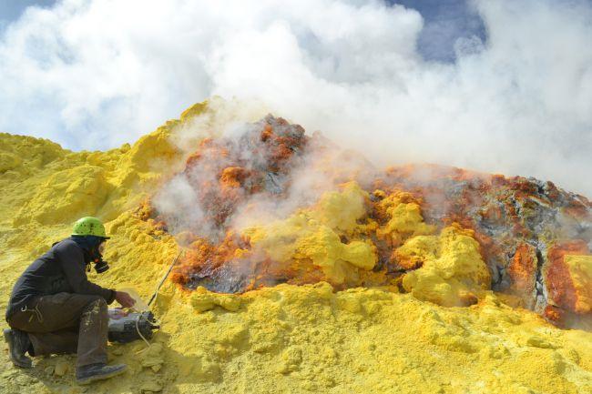 Gli uomini hanno sconvolto il ciclo del carbonio più dell'asteroide che ha ucciso i dinosauri
