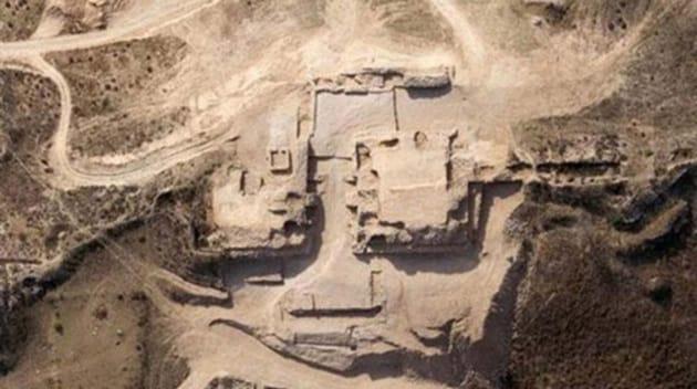 Cina: un'antica piramide risalente a 4.300 anni fa