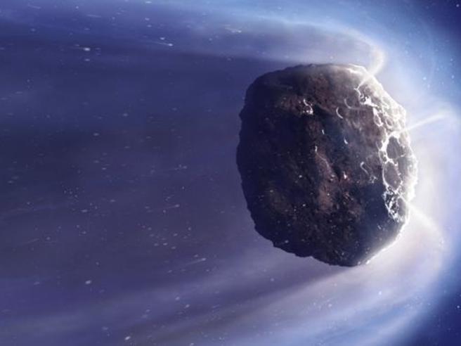 Spazio: una sostanza velenosa sulla cometa interstellare 2I/Borisov