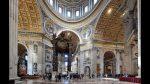 Roma; crollano frammenti dalla volta di San Pietro durante la messa