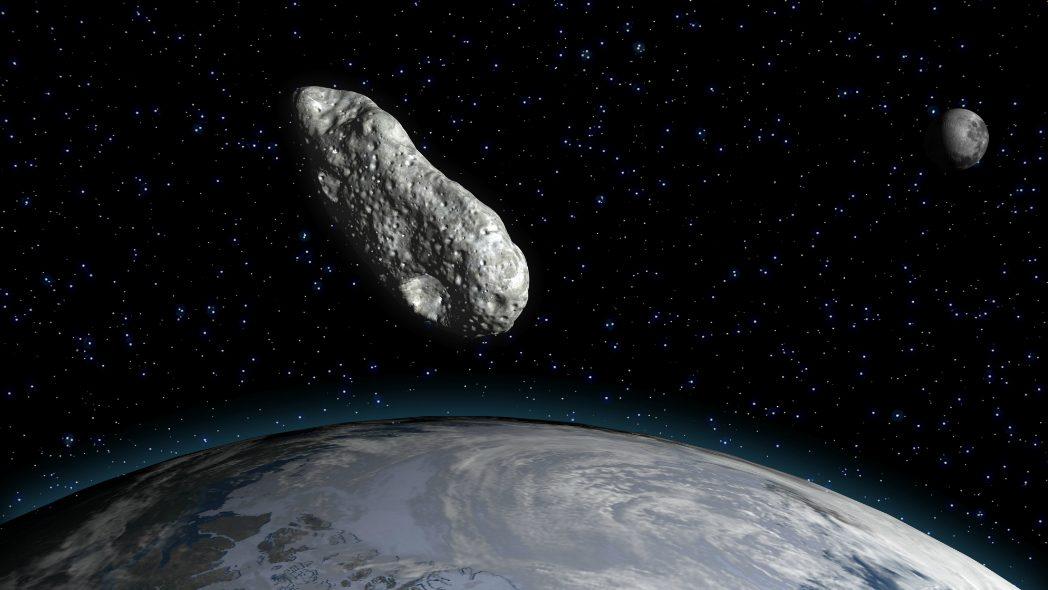 Spazio: asteroide sfiorerà la Terra. Sarà visibile anche in Italia