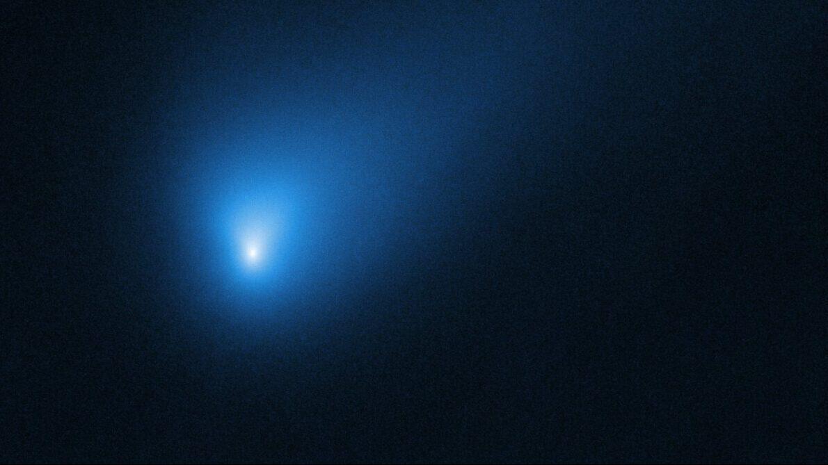 Spazio: la cometa interstellare 2I/Borisov sta rilasciando acqua