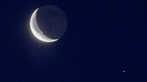 Congiunzione Luna Saturno: come ammirare lo spettacolo