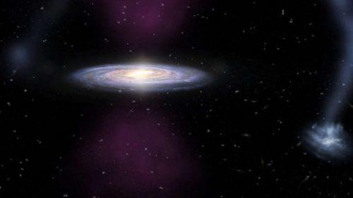 Flare di Seyfert: l'esplosione 'recente' che sconvolse la nostra galassia