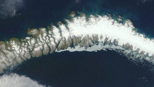 Russia: scoperte 5 nuove isole in Siberia