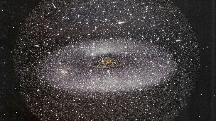 Spazio: un misterioso fenomeno rilevato ai confini del Sistema Solare