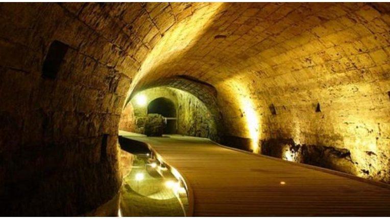Israele: scoperti tunnel segreti e una fortezza dei Templari