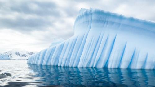 Antartide: scoperti enormi fiumi sotterranei caldi