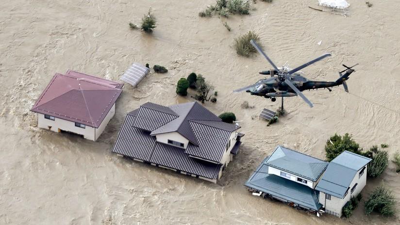 Giappone: donna precipita da elicottero durante un salvataggio