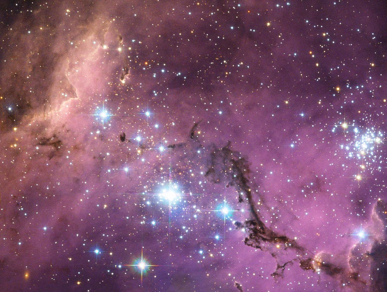 Nube di Magellano si schianterà sulla Via Lattea: conseguenze per la Terra