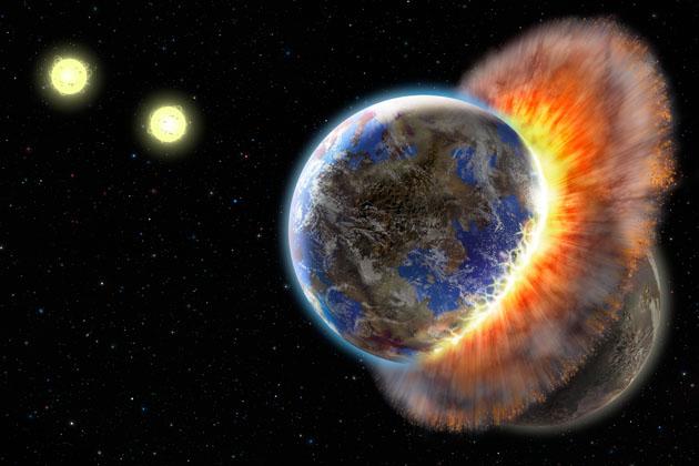 Spazio: registrata collisione tra due pianeti