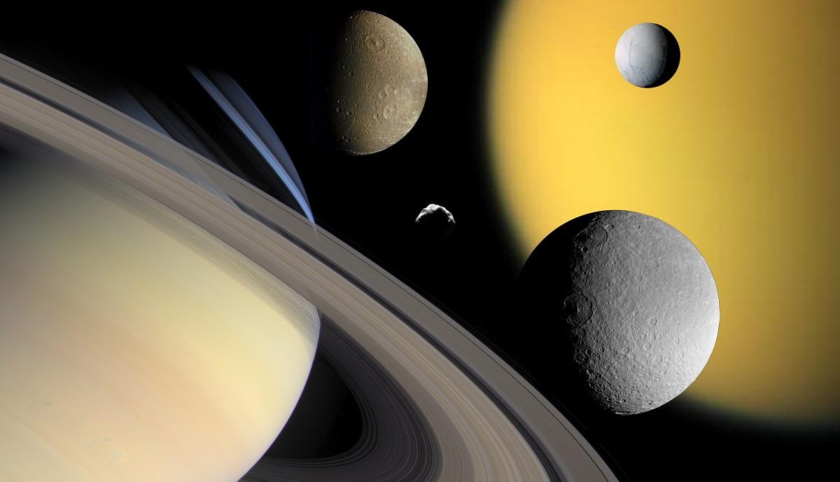 Saturno ha 20 nuove lune. La scoperta