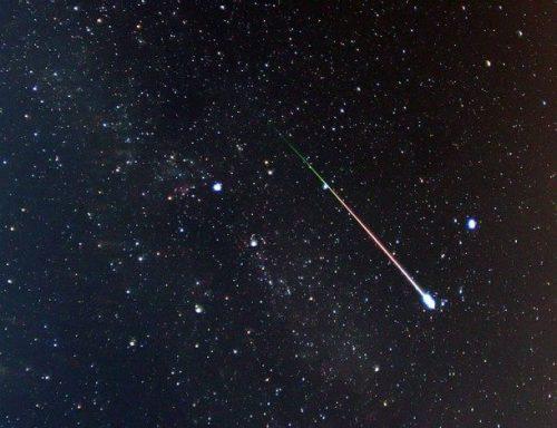 Tauridi: in arrivo un luminoso sciame meteorico
