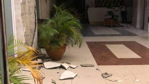 Terremoto Filippine: popolazione scappa terrorizzata. Il video