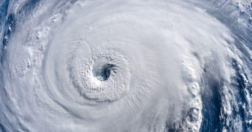 Stormquake: scoperti terremoti provocati dagli uragani