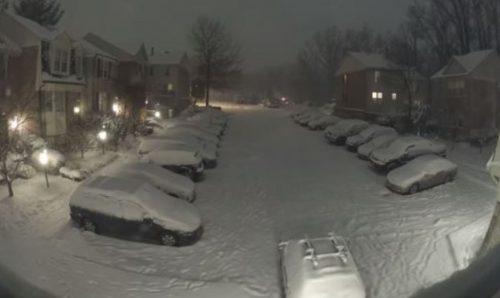 Potente ciclone in arrivo sugli Usa: rischio blizzard di neve e venti oltre i 100 km/h