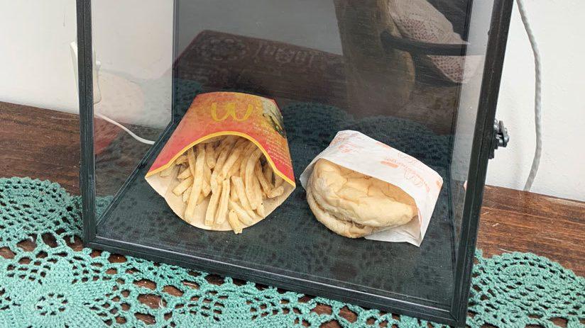 Islanda: l'ultimo panino 'immortale' acquistato nel 2009 al McDonald's