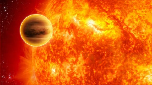 Spazio: HD 203949b, il pianeta che 'lotta' per sopravvivere