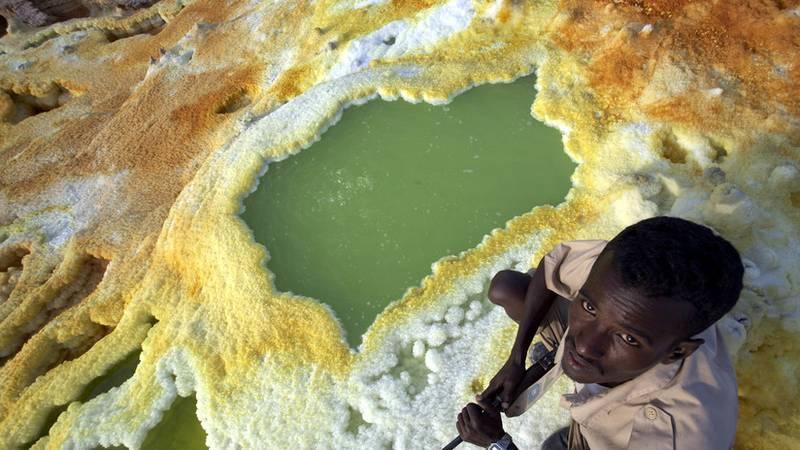 Africa: scoperto il luogo più inospitale del pianeta