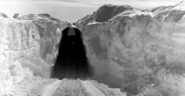 Lo scioglimento dei ghiacci potrebbe far emergere una base nucleare