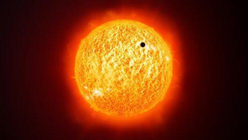 Mercurio transita davanti al Sole. La diretta della NASA