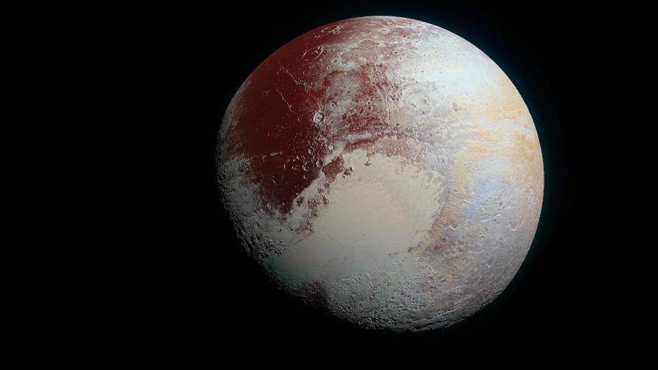 Plutone è un pianeta e nasconde un oceano sotterraneo