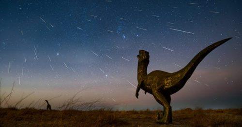 La Terra dei dinosauri? Si trovava in un'altra area della Via Lattea