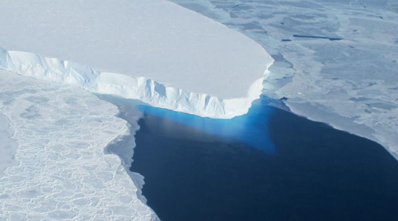 Antartide, sciolto il 15% dei ghiacci nel giorno della Vigilia di Natale