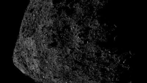 Spazio: tre misteriose esplosioni sull'asteroide Bennu