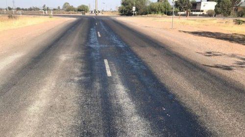 Caldo in Australia: si sciolgono le strade. E' allarme