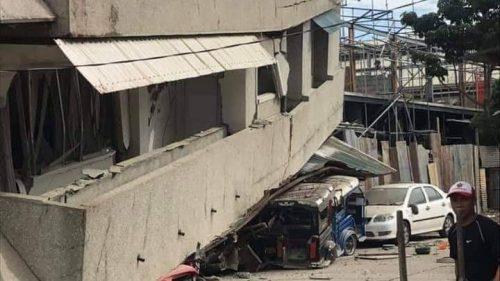 Terremoto Filippine: violentissima scossa di 6.8 gradi