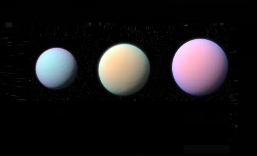 "Spazio: la strana natura dei pianeti ""zucchero filato"""