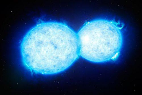 Spazio: due 'stelle siamesi' nella costellazione dell'Auriga