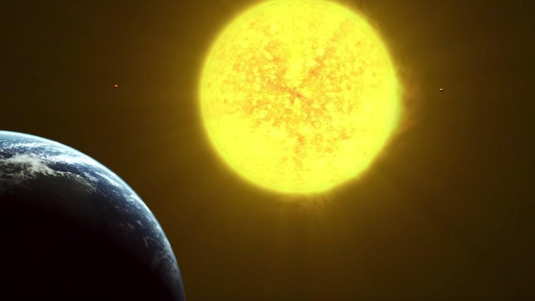 """Ecco come il Sole """"divorerà"""" la Terra. Il video"""
