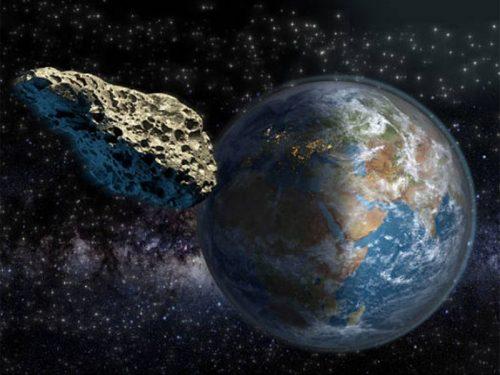 2020 AQ1, l'asteroide sempre più vicino alla Terra
