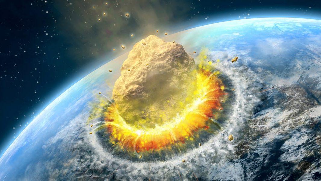 Un gigantesco cratere meteorico scoperto in Laos
